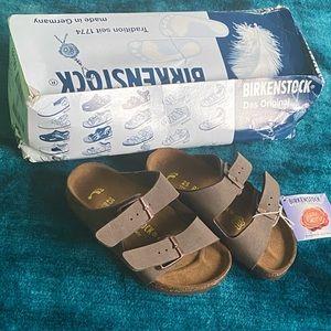 """Birkenstock """"Arizona"""" unisex kids sandals"""